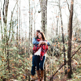 North Carolina Mountain Engagement